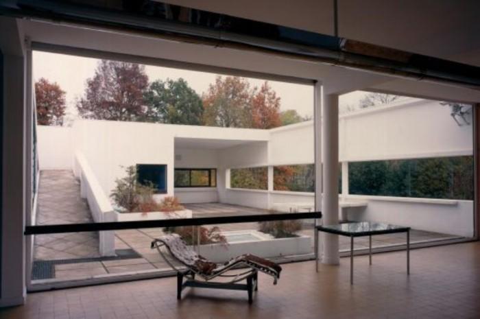 Villa Savoye, Le Corbusier, 1928-31